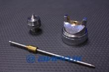 Комплект дюзовый 2,0мм для краскопульта FPG-20, WESTER