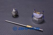 Комплект дюзовый 1,7мм для краскопульта FPG-20, WESTER