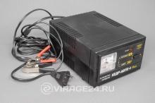 Устройство зарядное 12V, 4А, ёмкость АКБ до 60 А/ч, с зарядом от нуля, КЕДР АВТО 4 Plus, г.Томск, КЕДР