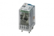 Реле промежуточное REL-IR4/LDP- 12DC/4X21 6А 12VDC, PHOENIX CONTACT