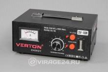Устройство зарядное 12V, 10А, 4-120 А/ч импульсное, 3У-10И, VERTON Energy