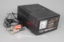 Устройство зарядное 12V, 4А, ёмкость АКБ до 60 А/ч, с зарядом от нуля, КЕДР АВТО 10 Max, г.Томск, КЕДР