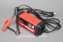 Устройство зарядное 6/12V, 2/4А, ёмкость АКБ до 60 А/ч, SPRINT 4, AURORA