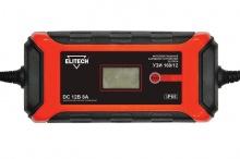 Устройство зарядное 12V, 8А, ёмкость АКБ до 160 А/ч, 220В, УЗИ 160/12, Elitech