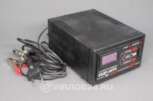 Устройство зарядное 12V, 4А, ёмкость АКБ до 60 А/ч, с зарядом от нуля, КЕДР АВТО 10 Turbo, г.Томск, КЕДР
