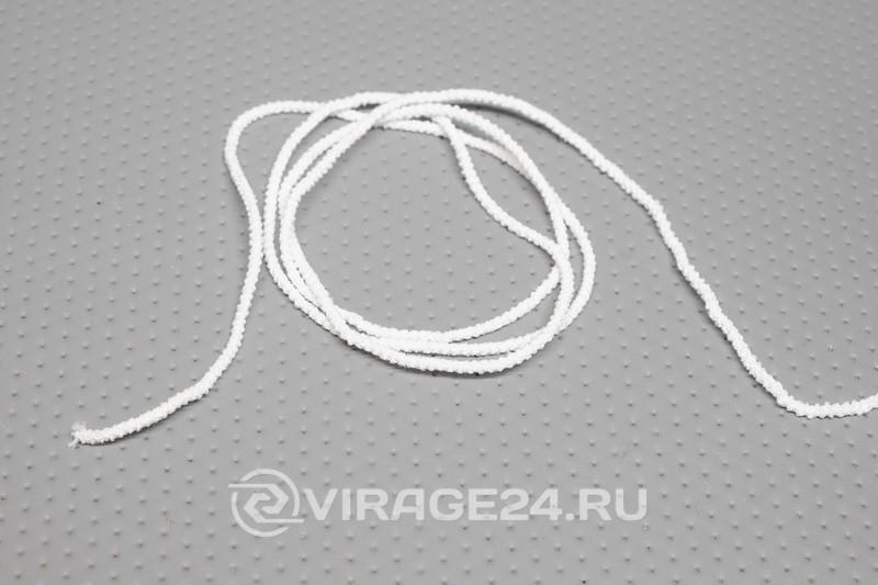 Шнур эластичный белый швейные машины аврора официальный сайт